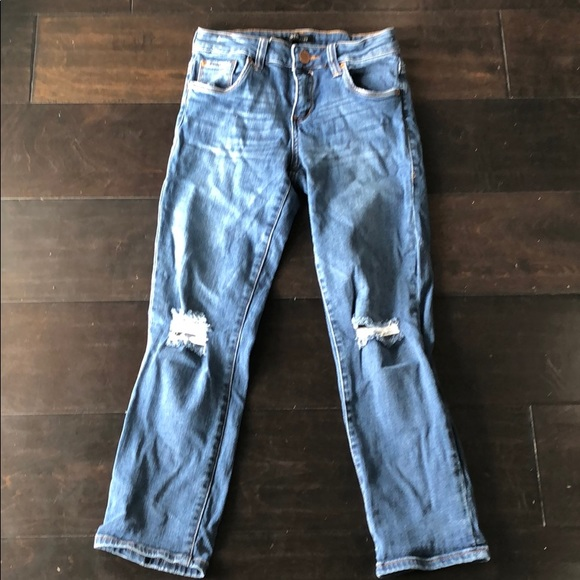 STS Blue Denim - STS Blue cropped jeans women size 26